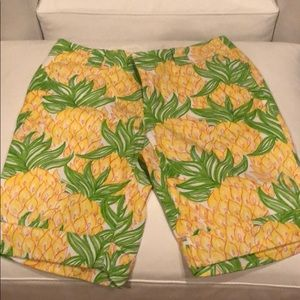 Lilly Pulitzer palm beach fit shorts